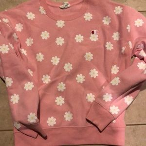 Ladies small champion sweatshirt